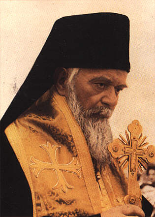 Nikolai Velimirovici