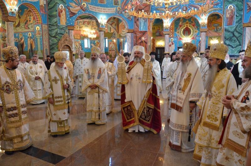 DANIEL - Patriarhul Bisericii Ortodoxe Române