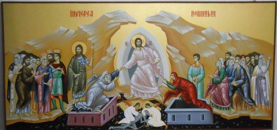 Invierea Domnului pictură