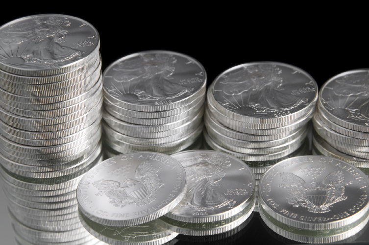Monede de argint puritate 999 la mie