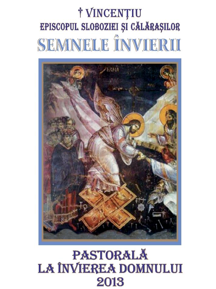 Vicenţiu Episcopul Sloboziei și Călărașilor