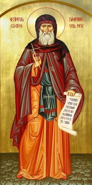 Sf. Cuvios Dimitrie Cel Nou Basarabov