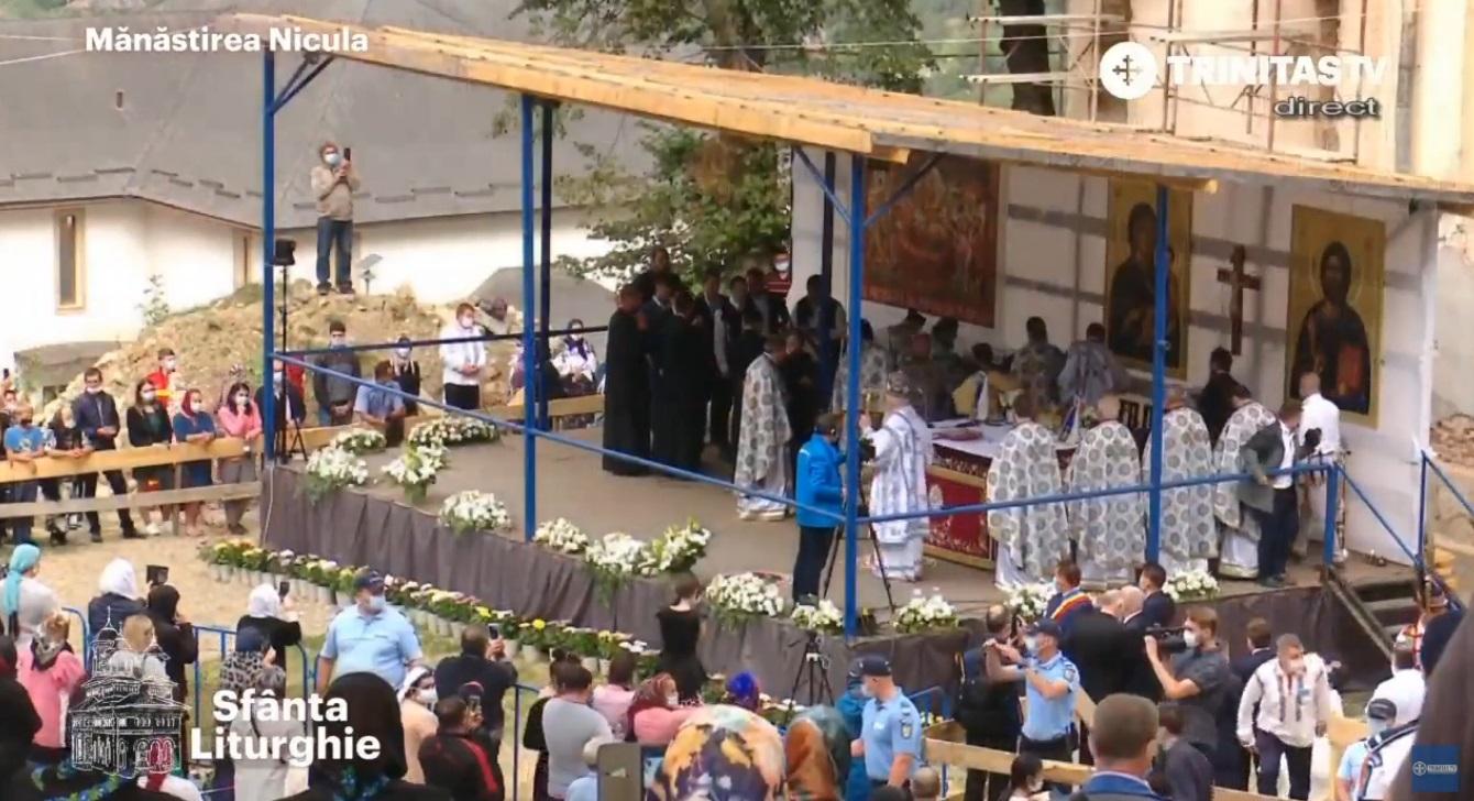Sf.Mănăstire Nicula 15-Aug-2020
